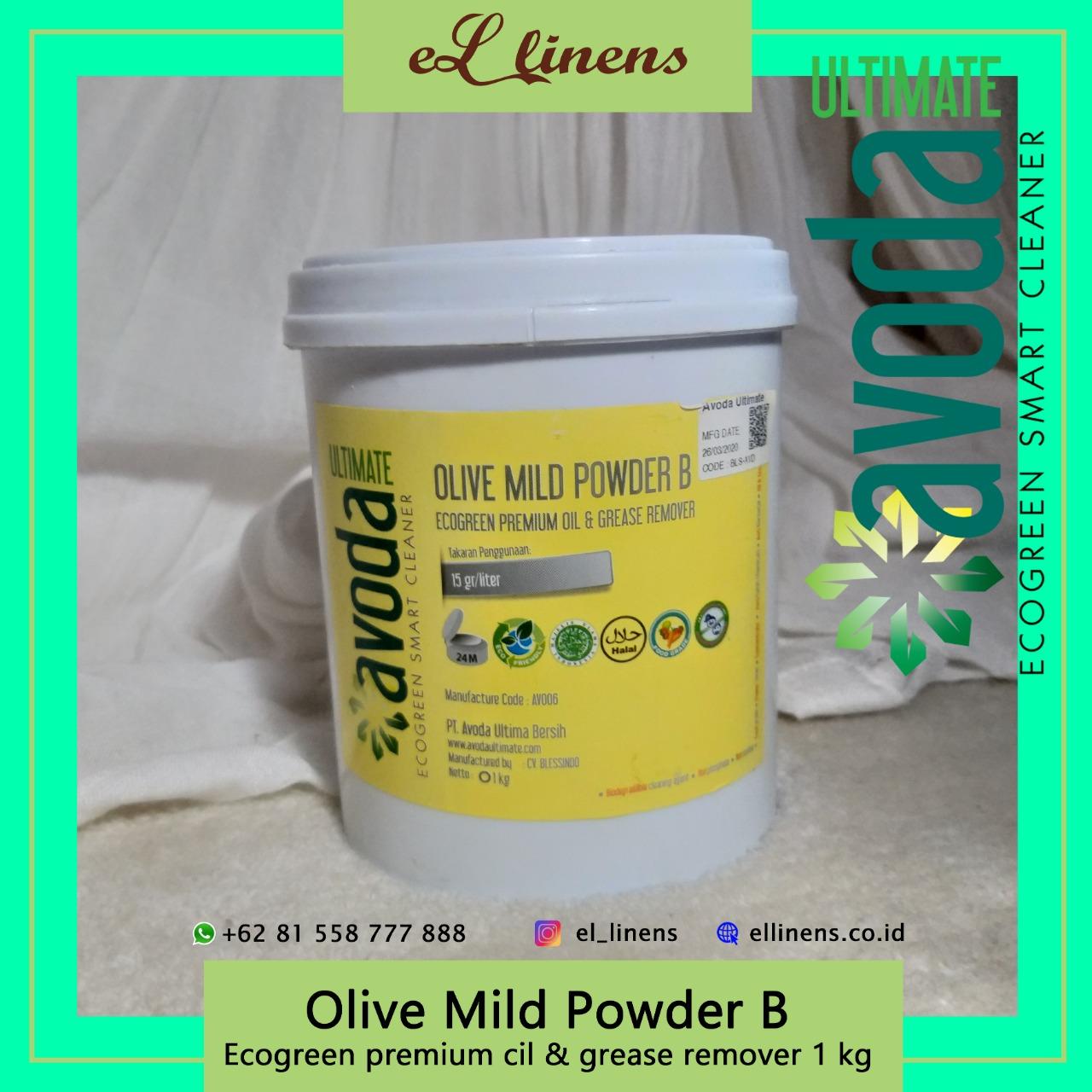 Olive Mild Powder - B